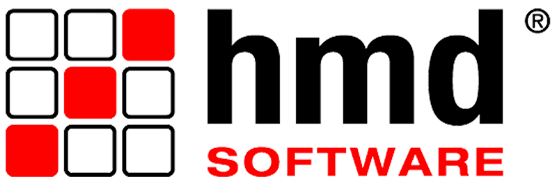 Logo hmd Software